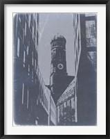 Framed Munich Frauenkirche