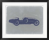 Framed Bugatti Type 35