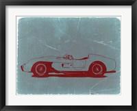 Framed Ferrari Testa Rosa