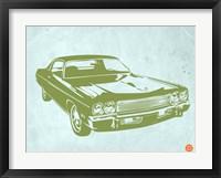 My Favorite Car 5 Framed Print