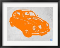 My Favorite Car 7 Framed Print
