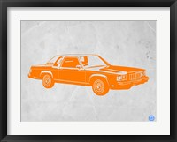 My Favorite Car 8 Framed Print
