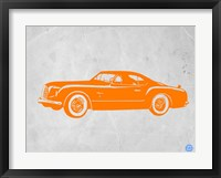 My Favorite Car 10 Framed Print