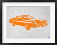My Favorite Car 13 Framed Print