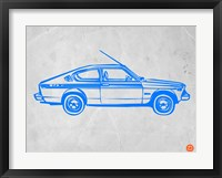 Framed My Favorite Car 17