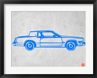 My Favorite Car 19 Framed Print
