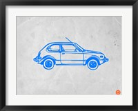 My Favorite Car 21 Framed Print