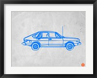 Framed My Favorite Car 22