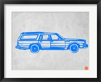 My Favorite Car 23 Framed Print