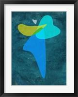 Shapes 3 Framed Print