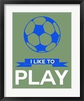Framed I Like to Play 3