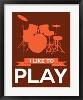 Framed I Like to Play 4