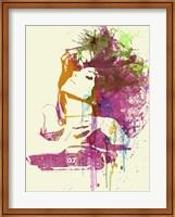 Framed Challenger Girl
