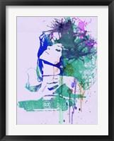 Framed Challenger Girl Green