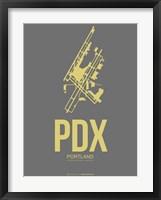 Framed PDX Portland 2