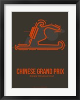 Framed Chinese Grand Prix 2