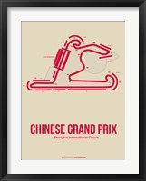 Framed Chinese Grand Prix 3