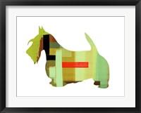 Framed Scottish Terrier 1