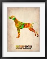 Framed Setter Pointer 2