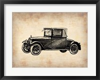 Classic Old Car 3 Framed Print