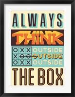 Framed Outside The Box