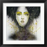 Framed Dark Queen