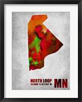 Framed North Loop Minnesota