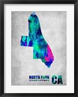 Framed North Park California