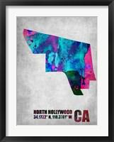 Framed North Hollywood California