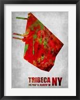 Framed Tribeca New York