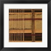 Framed Chopsticks II