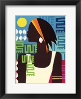 Framed Virtuous Woman