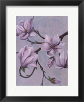 Branches of Magnolia I Framed Print