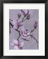 Framed Branches of Magnolia II