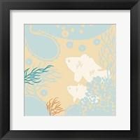 Framed June's Fish II