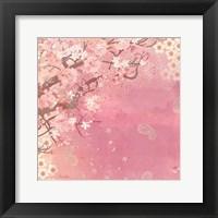 Framed Tokyo Cherry II