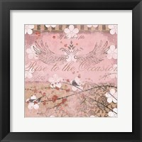 Framed Haute in Pink II