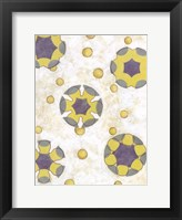 Canary Pop II Framed Print