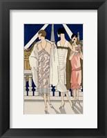 Framed Vintage Couture II