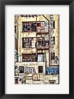 Framed Urban Tags I