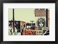 Framed Urban Tags III