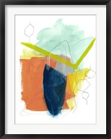 Framed Fringe Aspect II