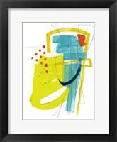 Framed Fringe Aspect III