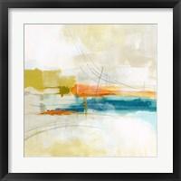 Framed Atmospheric V