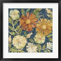 April Flowers I Framed Print