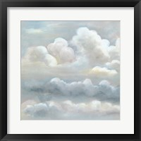 Cloud Study II Framed Print