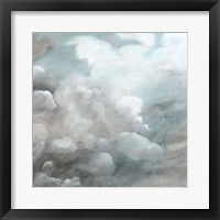Cloud Study IV Framed Print