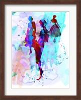 Framed Fashion Models 7