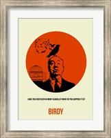 Framed Birdy 2
