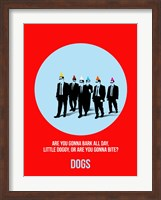 Framed Dogs 2